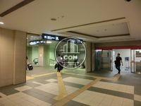 駅ナカ 東京メトロ目黒駅方面