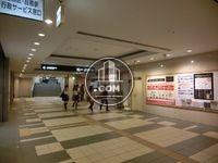 駅ナカ JR線目黒駅方面