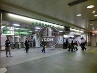 駅ナカ JR線目黒駅連絡口