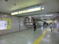 駅ナカ 東京メトロ目黒駅1番出口方面