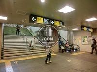 駅ナカ 目黒駅正面口方面