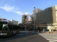 駅周辺 目黒駅西口
