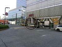 駅前ロータリー 目黒駅東口のタクシー乗り場