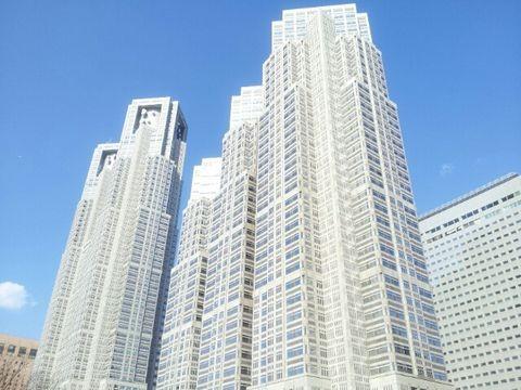 新宿区のエリア写真