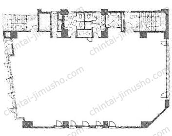 第1富澤ビル5Fの間取図