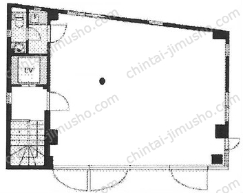 ヒルトップ神宮前2Fの間取図