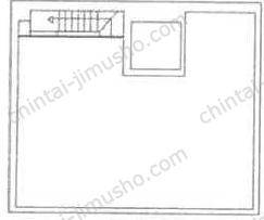 ベルスパッツィオ池袋ビルB1Fの間取図