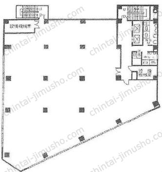 いちご東池袋ビル3Fの間取図