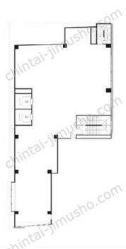 東栄ビル7Fの間取図