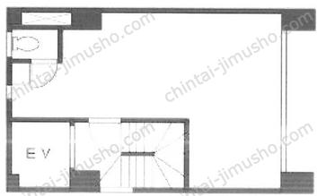 ラニビルⅡ2Fの間取図