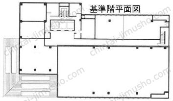 A-PLACE馬車道9Fの間取図