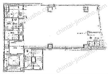 安和淡路町ビル2Fの間取図