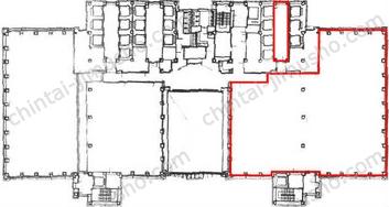 新宿マインズタワー9Fの間取図