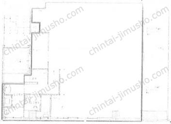 陽光銀座三原橋ビル8Fの間取図