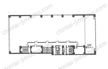 ICON関内7Fの間取図