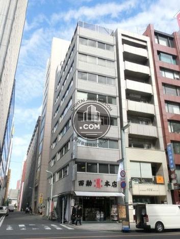 西勘本店ビルの外観写真