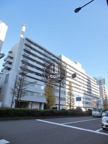 プラザ江戸川橋ビルの外観写真