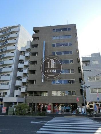 四谷曙橋ビルの外観写真