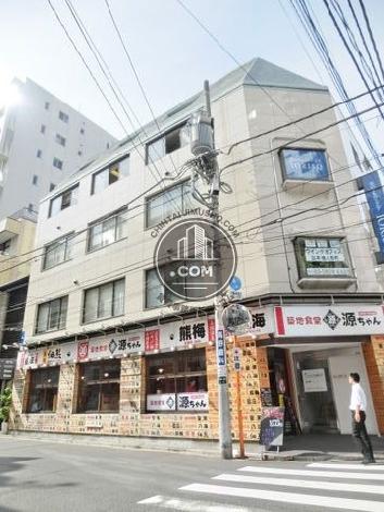 東京山喜人形町ビル 外観写真