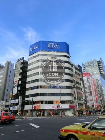 RBM浜松町ビル 外観写真
