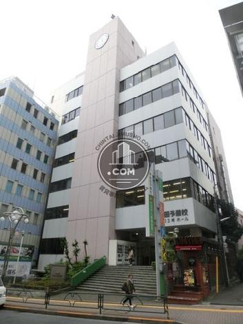 早稲田13時ホール 外観写真