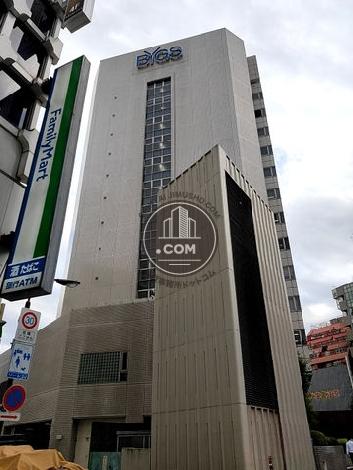 ビッグス新宿ビルの外観写真