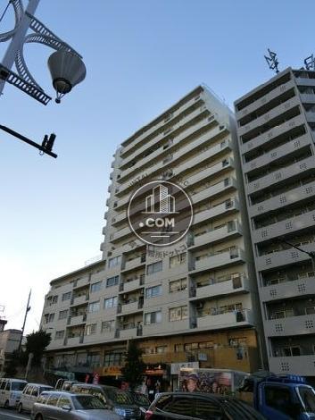 サンパークマンション高田馬場 外観写真