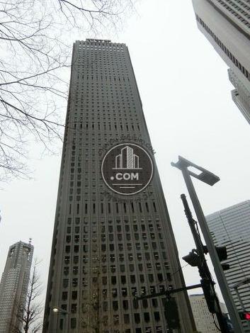 新宿センタービル 外観写真