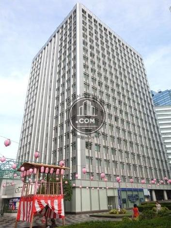 日精ビルディング(大崎ニューシティ3号館) 外観写真