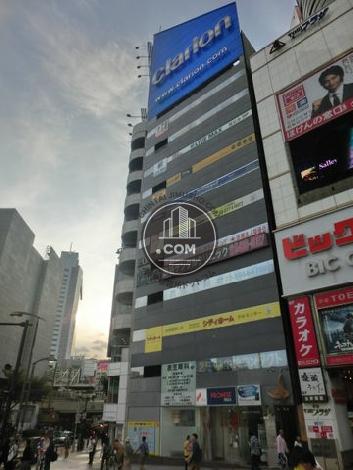 渋谷トライアングルビル 外観写真