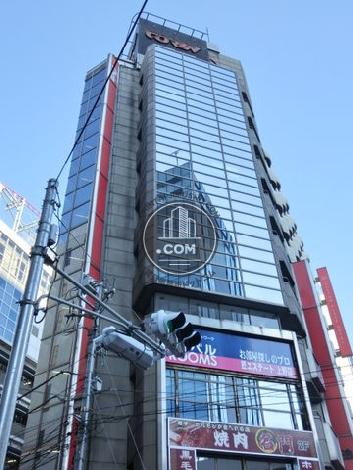 上野逸品館ビル 外観写真