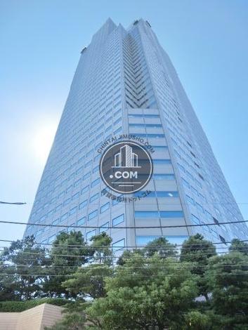 聖路加タワーの外観写真