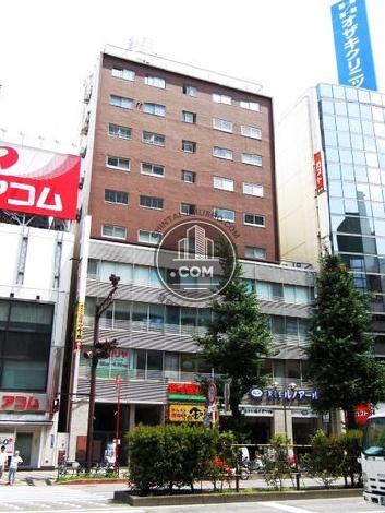 同栄新宿ビル 外観写真
