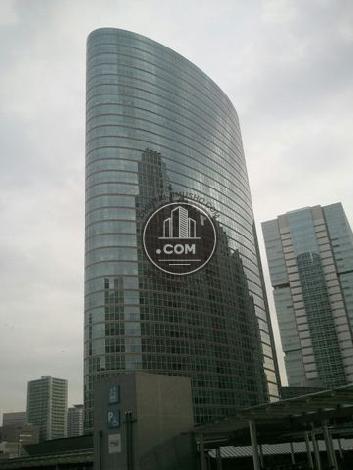 品川インターシティA棟 外観写真