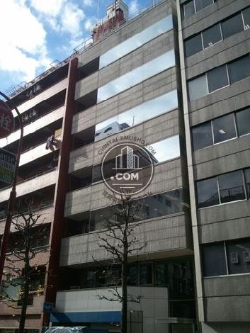 SVAX新宿ビルB館 外観写真