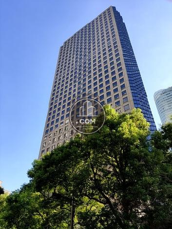 城山トラストタワー 外観写真