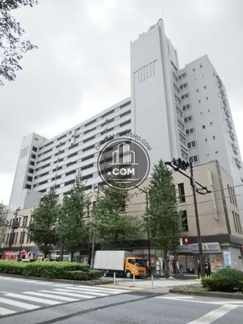 江戸川橋ビルの外観写真