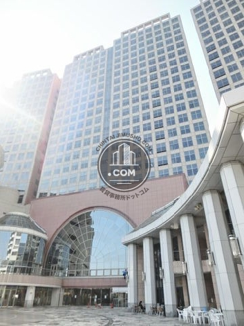 シーフォートスクエアセンタービルディングの外観写真