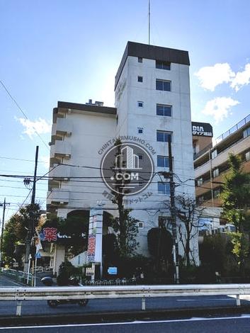 武蔵野グリーンタウンG棟 外観写真