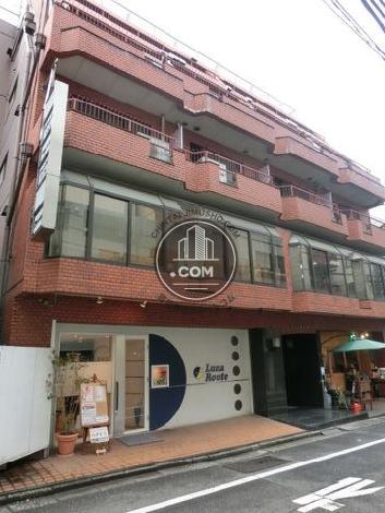 青山宮野ビルの外観写真