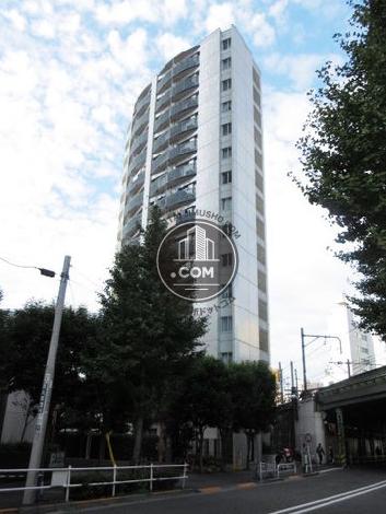 シャンボール北新宿の外観写真