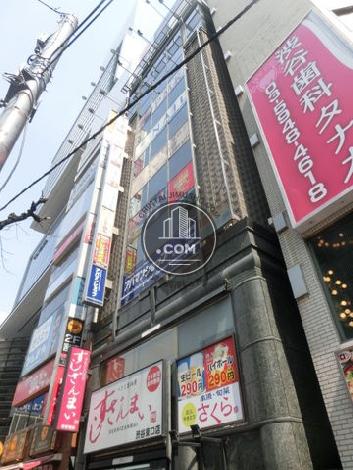 渋谷フランセ奥野ビル 外観写真