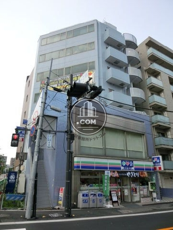 東京計量器中野坂上ビル 外観写真