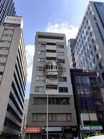 西新宿ローヤルコーポ/松原ビル 外観写真