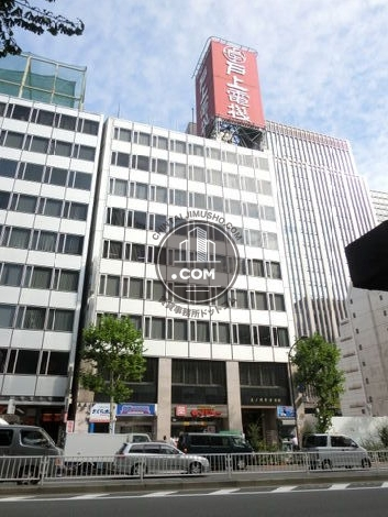 虎ノ門実業会館本館 外観写真