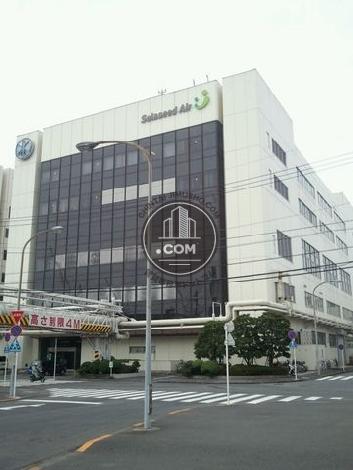 羽田メンテナンスセンター 外観写真