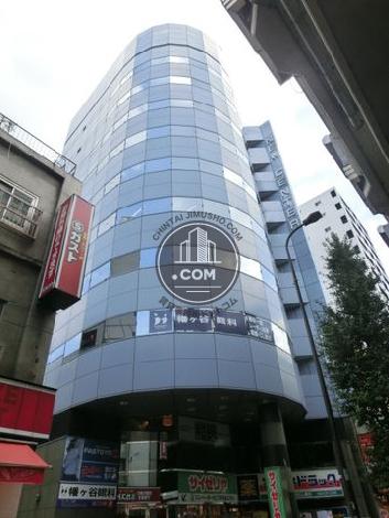 幡ヶ谷ニューセンタービルの外観写真