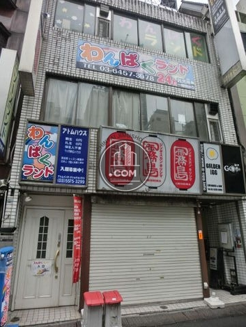 歌舞伎町1丁目貸店舗 外観写真