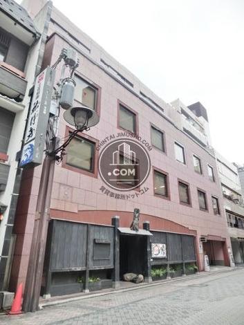 赤坂中川ビルディング 外観写真