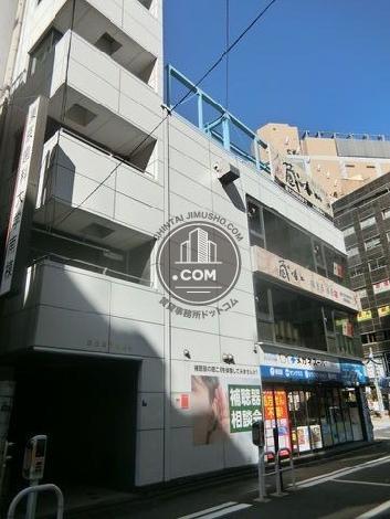三崎町TSビルの外観写真